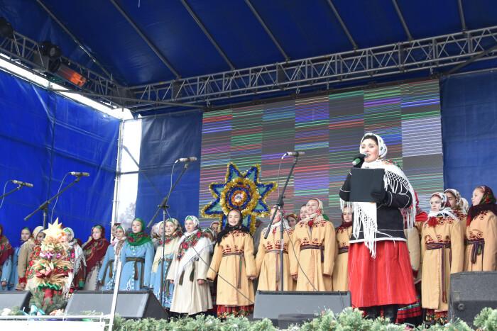 Етнофестиваль «Різдво у Луцьку» урочисто відкрито