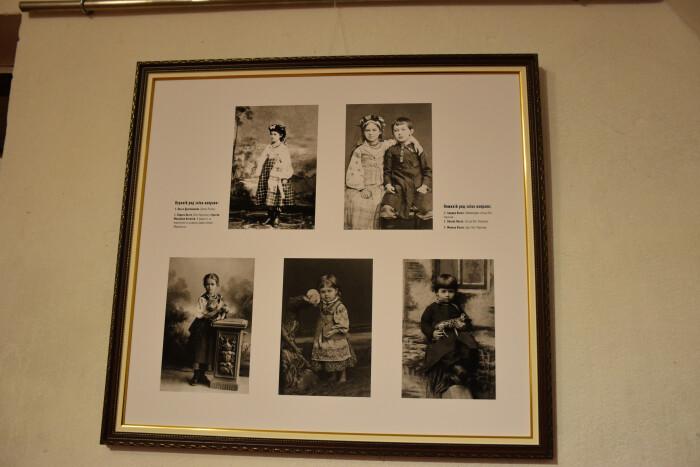 З нагоди відзначення 150-річчя від дня народження Лесі Українки відкрили виставку світлин з колекції родини Драгоманових-Косачів