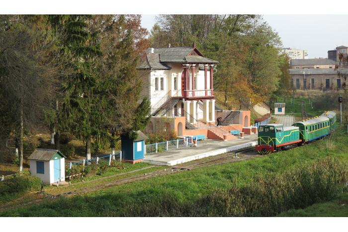 Щодо ситуації з передачею дитячої залізниці у Луцьку