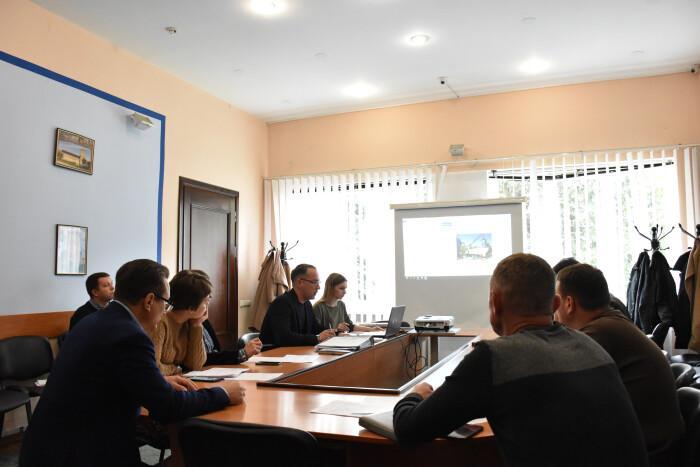 Робоча група з питань бюджетування за участю громадськості розглянули проєкти Бюджету участі