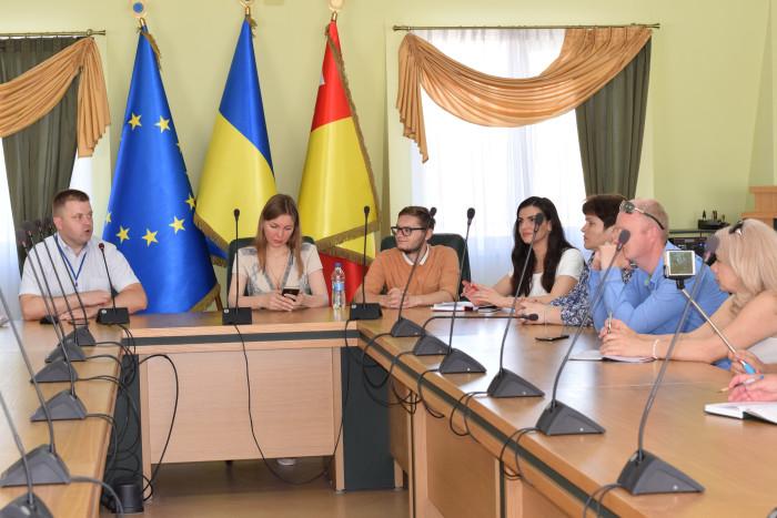 У ЦНАП завітали 24 представники ЦНАП Одеської області