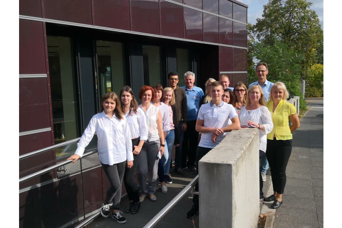 """""""Ecological"""" visit of teachers and pupils of Lutsk schools to Germany"""