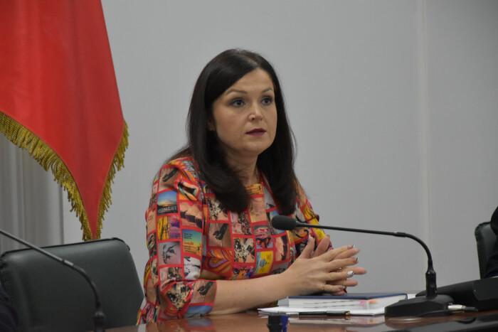 Представили нового заступника міського голови Ірину Чебелюк