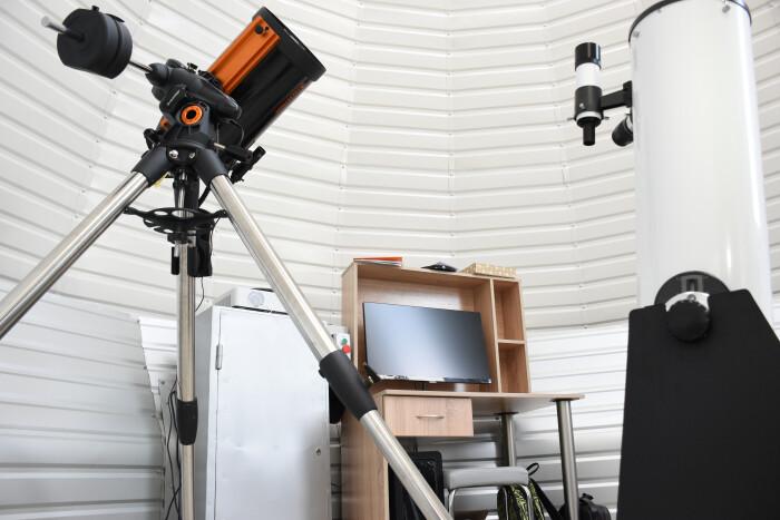 У Луцьку після капітального ремонту відкрили астрономічну обсерваторію
