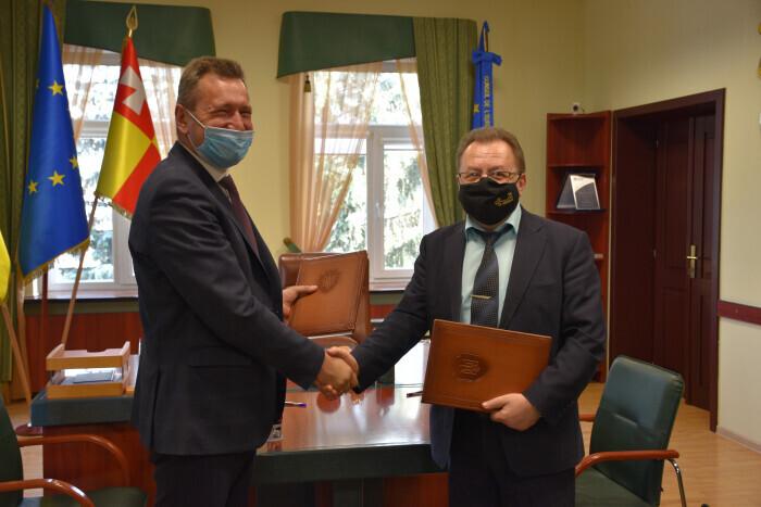 Lutsk City Council and Lesia Ukrainka Eastern European National University have signed a Memorandum of cooperation