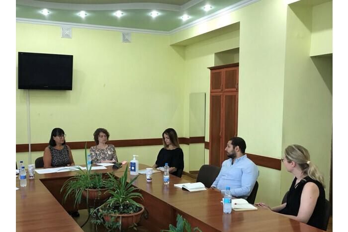 "Representatives of the Roma Women Fund ""Chiricli"" visited Lutsk"