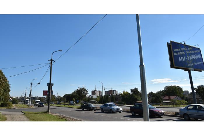 Одне із найнебезпечніших перехресть нашого міста отримає нові світлофори