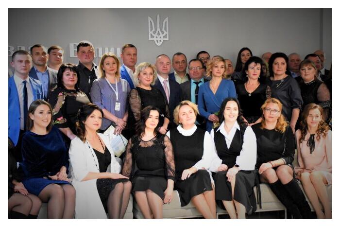 Луцький міськрайонний суд Волинської області відзначив 15-річчя