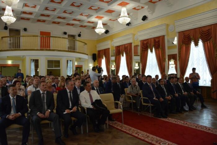 Delegation of Lutsk City Council visited partner city Brest