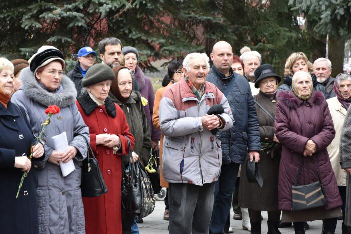 У Луцьку вшанували пам'ять загиблих на теренах історичної Холмщини