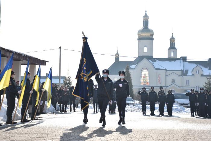 У ліцеї №28 відкрили меморіальну дошку загиблому в зоні АТО Ігорю Климюку