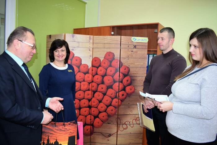 ЦНАП міста Луцька вдосконалює сервіс для відвідувачів