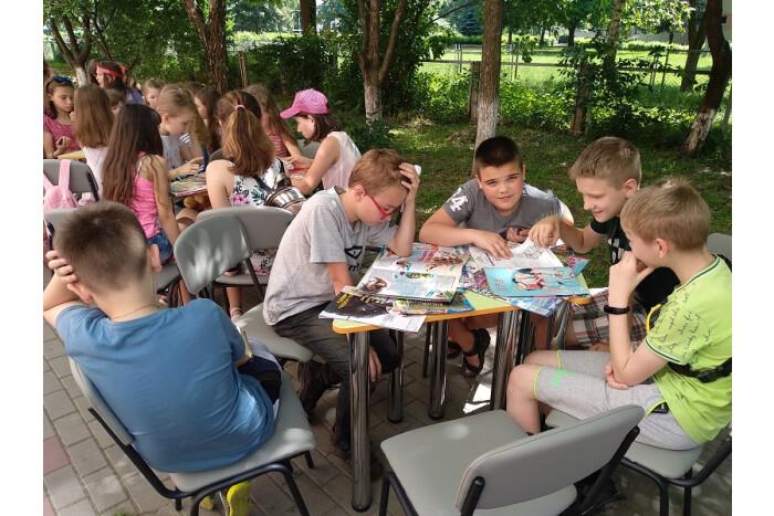 У Луцьку  працюватиме літня читальна зала