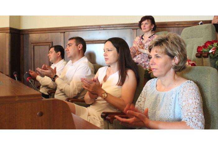 Медичних працівників нашого міста привітали з професійним святом