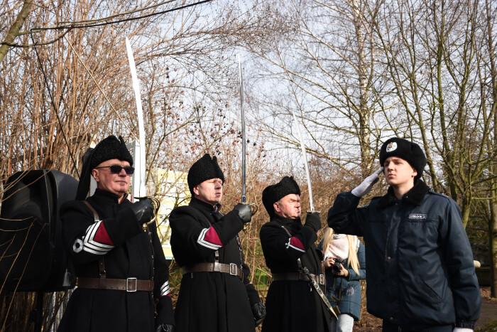 Лучани вшанували пам'ять Героїв Крут