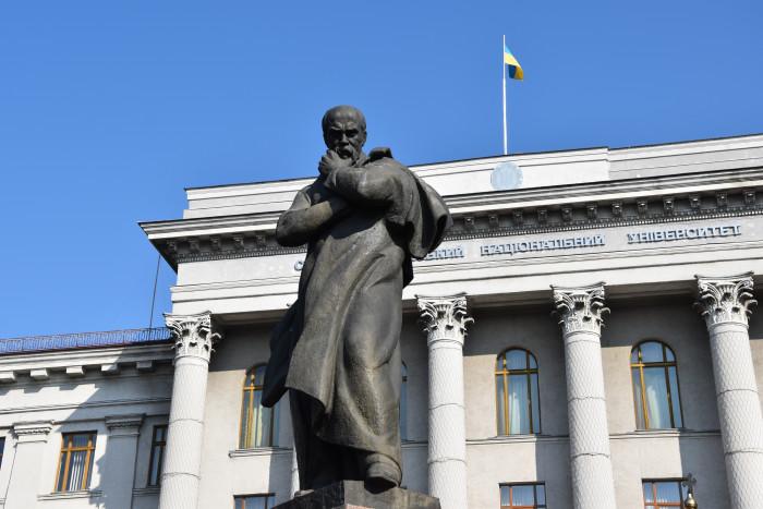 У Луцьку відбулися заходи з вшанування пам'яті Тараса Григоровича Шевченка