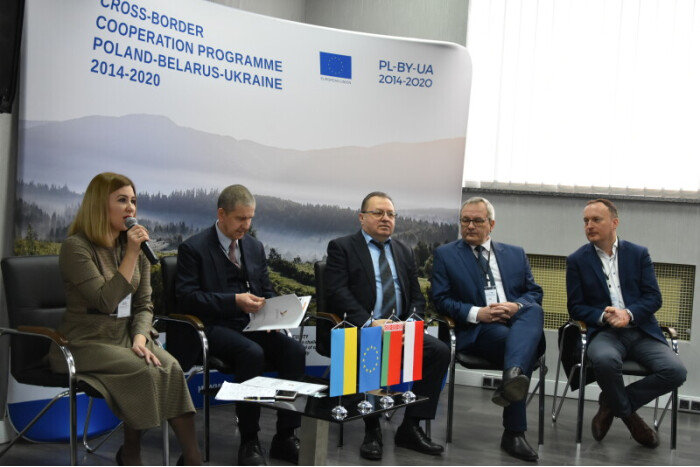 """""""New life of the old city"""": the international scientific conference dedicated to revitalization of monuments of historical and cultural heritage of Lutsk and Lublin"""