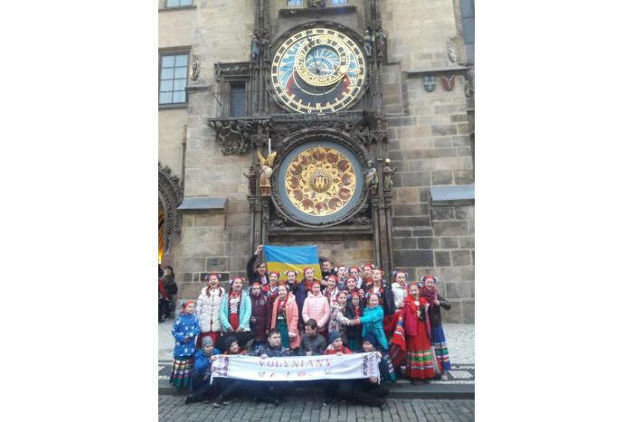Лучани відвідали Прагу  з метою обміну досвідом у сфері культури