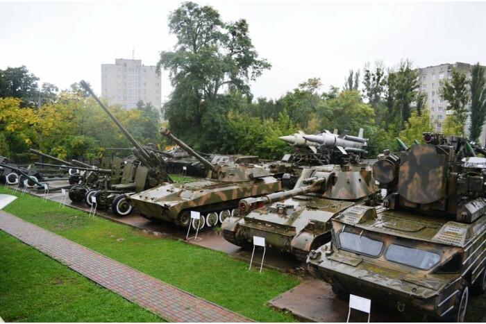 У Луцьку відзначать 20 річницю створення Волинського регіонального музею українського війська та військової техніки