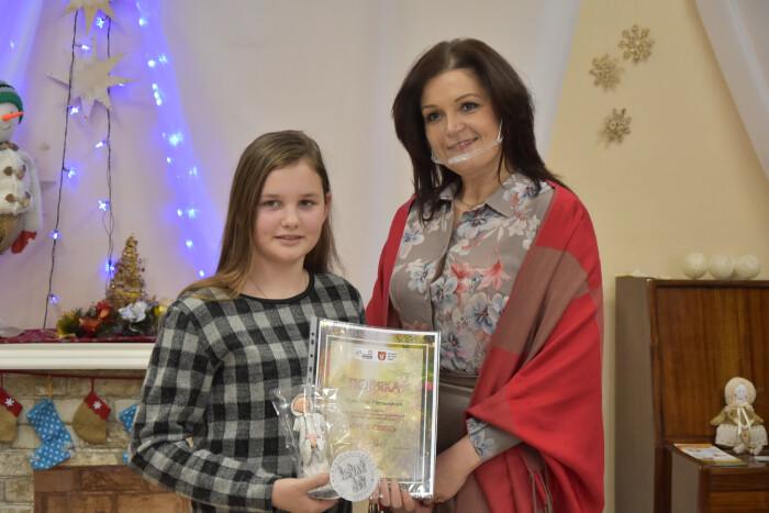 """У Луцьку нагородили переможців міського новорічно-різдвяного онлайн фотоконкурсу """"Тут є свято"""""""