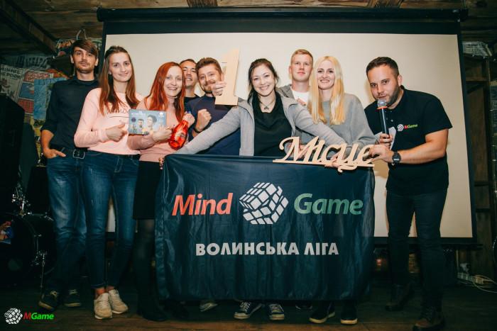 У Луцьку відбулась благодійна гра «Mind Game»