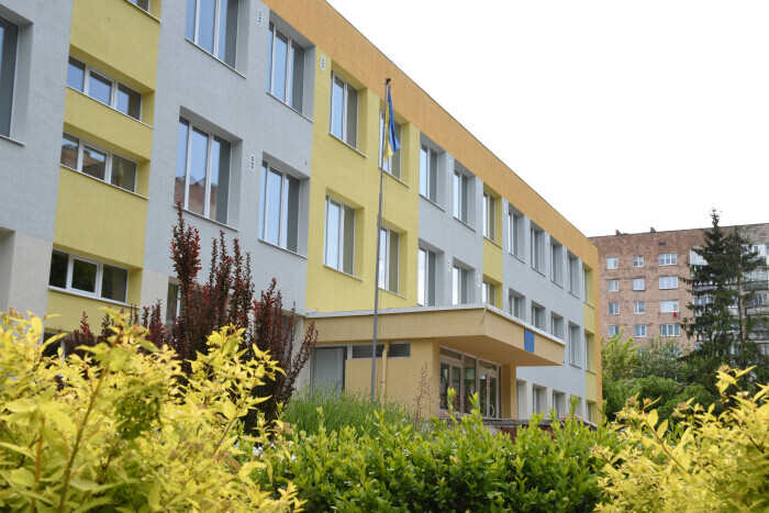 Thermal modernization of the school №11 will save the city budget