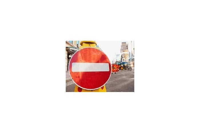 27-28 вересня буде перекрито рух транспорту на перехресті вулиць Карпенка-Карого – Ківерцівська