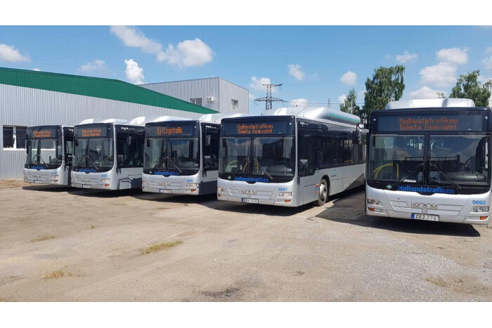 Незабаром на міських маршрутах працюватимуть ще сім екологічних автобусів