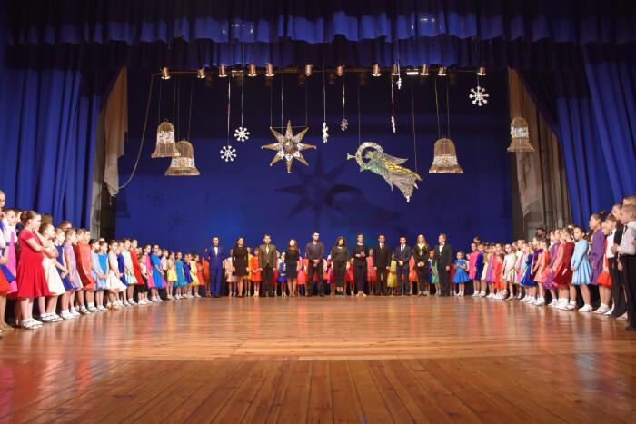 """Луцьк приймає всеукраїнський фестиваль-конкурс спортивного бального танцю """"Різдвяні зірочки 2020"""""""