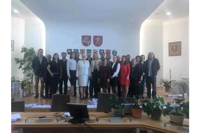 The Lutsk City Council has started a project cooperation with Trakai District (the Republic of Lithuania)