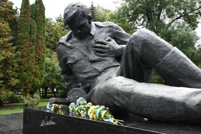 У Луцьку вшанували 75-у річницю закінчення Другої світової війни