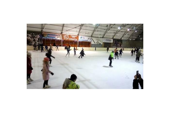 «Спортивна зима» у Луцьку