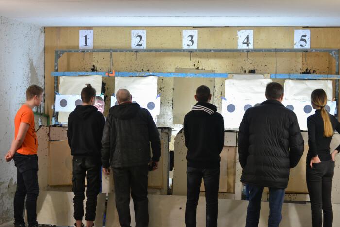 У Луцьку відбувся турнір з кульової стрільби пам'яті Героїв Крут