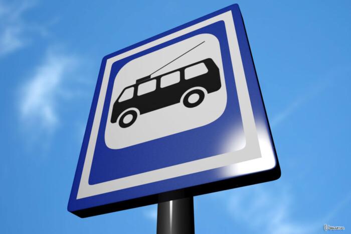 До уваги лучан! Зміни в руху тролейбусів