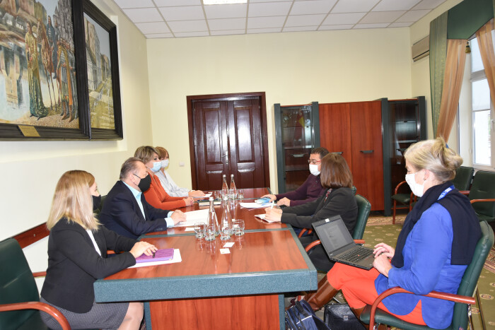 До Луцька завітали представники Місії ОБСЄ зі спостереження за місцевими виборами в Україні