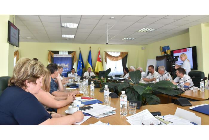 До Луцька із навчальним візитом в рамках програми «Маршрути успіхів» завітали посадові особи органів місцевого самоврядування із інших міст