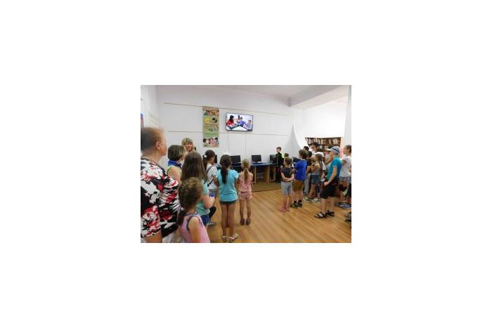 У центральній міській бібліотеці для дітей вперше відбувся фестиваль настільних ігор «Ігроманія»