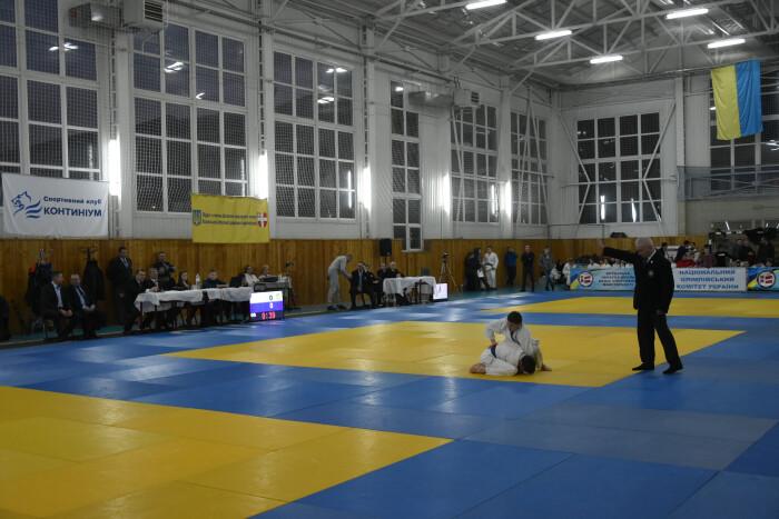 Луцьк прийняв відкритий всеукраїнський турнір з дзюдо «Кубок Континіуму»